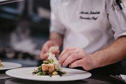Augustine Restaurant - Unique Presentation Of Dishes