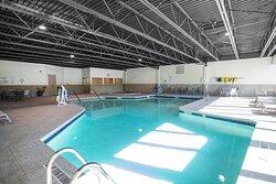 Enjoy the spacious Swimming Pool
