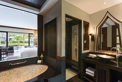 Premium Pool Access Guest Room