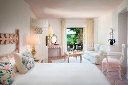 Classic Double Room Bedroom