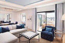 Neptuno Suite - Living Area