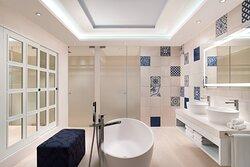 Neptuno Suite - Bathroom