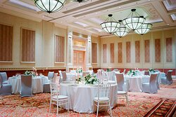 Sheraton Wedding Setup