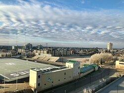 Another great Saskatchewan sky.