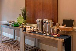 Meetings and Events Beverage Station