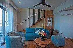 Ultimate Haven - Living room