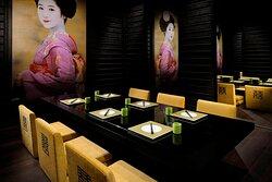 Izakaya - Private Dining Area