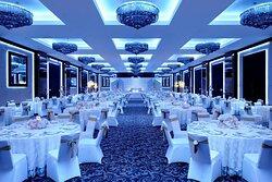 Dubai Ballroom - Wedding Setup