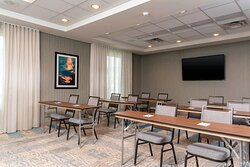 Arden Meeting Room - Classroom Setup