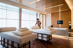 Spa by JW - VIP Couples Treatment Room