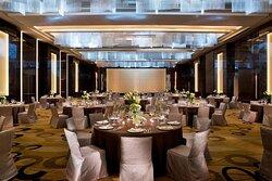 Grand  Ballroom – Banquet Setup