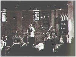 live stage, foivos delivorias