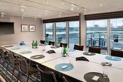 Tactic Meeting Room - Boardroom Setup