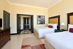Two-Bedroom Apartment - Double/ Double Bedroom