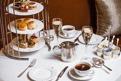 Palm Court - Nineteen Twen-Tea Afternoon Tea