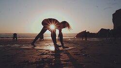 Sunset Yoga Classes