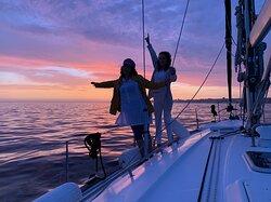 Maravilhosos Sunsets, momentos inesquecíveis!