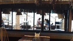 Bar - cafe area