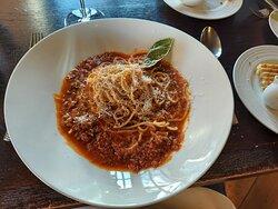 Bolonese spaghetti