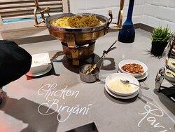 Biryani (not bad)