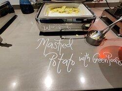 Mashed potato (O.K.)