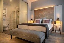 Comfort double room Hotel Franke jpg