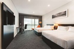 vibe hotel subiaco perth guest room family