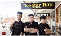 By three experienced executive CHEFS & three OWNERS