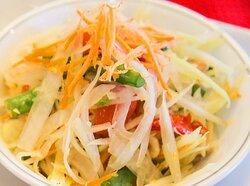 Papaya Salad (SOM TUM)