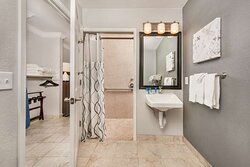 Guest Room with Shower Only