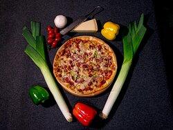 Pizza PrazVegas