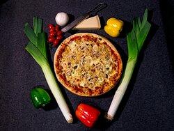 Pizza Pieptu' lu' Dorian