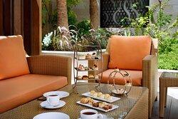 Cabana Pool Bar with snacks, samples and refreshing drinks