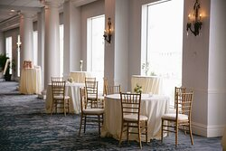 Grand Ballroom Foyer - Wedding Cocktail Hour