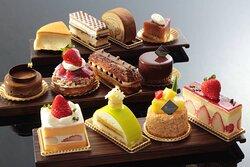 Kanon Lobby Lounge - Cake