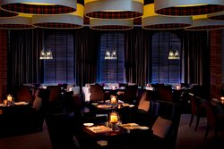 Scots American Grill – Dining Area