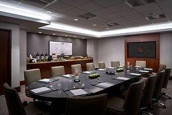 Executive Boardroom - Conference Setup
