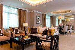Two Bedroom Suite, Living Room