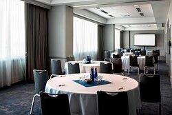Meeting Rooms 1-3 - Banquet Setup