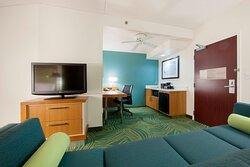 Suite – Living Area