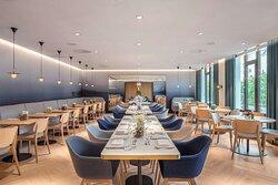 HotelNorgebyScandic restaurant
