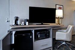 Executive Guestroom Amenities