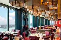 Su Yan Main Dining Area