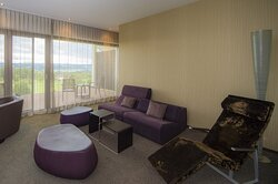 Living room panorama suite