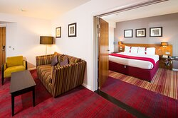 Spacious Executive Suite Guest Room