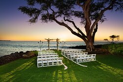 Turtle Point Wedding