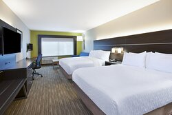 2 Bed Suite Nonsmoking