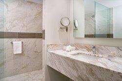 Double/Double Guest Bathroom