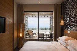 Deluxe King Ocean Terrace Guest Room
