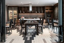 Double Ikat - Private Dining Area